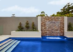Image result for water features wall