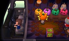 I turned the tables on Jack, and gave HIM a scare. #animalcrossing