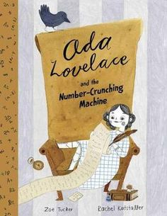 Booktopia has Ada Lovelace and the Number-Crunching Machine by Zoe Tucker. Buy a discounted Hardcover of Ada Lovelace and the Number-Crunching Machine online from Australia's leading online bookstore. Pitch Presentation, Ada Lovelace, Frequent Flyer Program, Kids Fashion Photography, Fashion Illustration Vintage, Book Authors, Children's Books, Dinners For Kids, Kids Nutrition