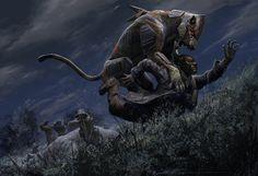 Big Five: Lion Ambush by CrazyAsian1 on DeviantArt