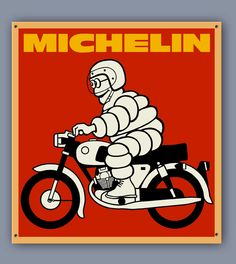 Michelin moto. By Alex Vidal
