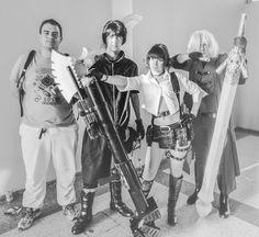 kiomotto fotógrafo experimental: festival del quinto manga en las palmas de gran ca...