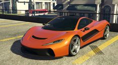 Progen T20 GTA 5 Front Quarter View