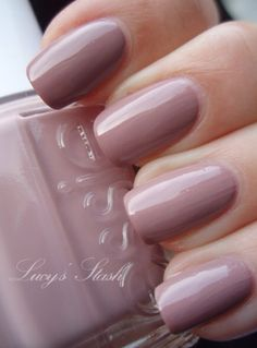 Essie Lady Like - want mauve like this