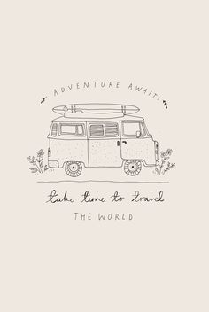 Travel Drawing Adventure illustration by Ryn Frank Buch Design, Travel Drawing, Travel Illustration, Wall Art Pictures, Lettering, Grafik Design, Illustrator, Adventure Travel, Nature Adventure