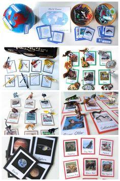 Imagine Our Life Montessori Printable