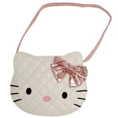 Sanrio Hello Kitty Cut Heads Small Tote Bag White for only $11.95