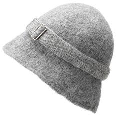 Huovutettu hattu Novita Joki | Novita knits