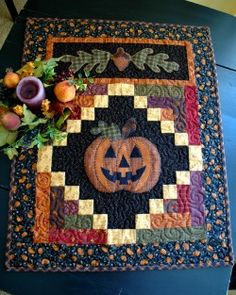 Harvest Time from the book Favorite Quilts from Ankas Treasures