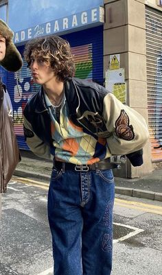 Mode Outfits, Retro Outfits, Stylish Outfits, Vintage Outfits, Fashion Outfits, Indie Fashion Men, Streetwear Fashion, Style Masculin, Facon