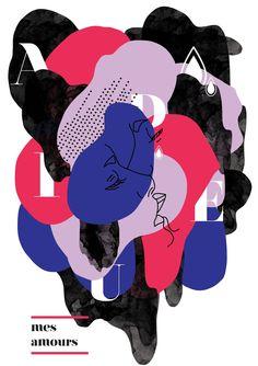 #5 : 'Adieu mes amours' de Sébastien Tellier vu par Studio Pastel…