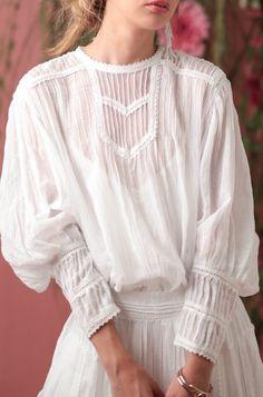 Bohemian Wedding Dresses, Boho Dress, Blouse Dress, Beach Dresses, Summer Dresses, Dress Beach, Alternative Wedding Dresses, Edwardian Dress, Classy Outfits