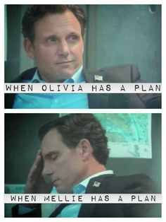 Olivia vs Mellie