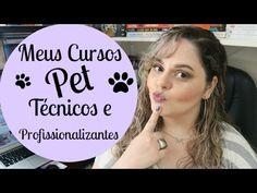 Adestramento, Banho e Tosa, Aux. Veterinário, Como Montar Pet Shop 2Sem...