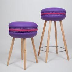Makastool Leather Chair