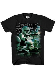 Star Wars The Force Awakens: Side Steppers Youth T-Shirt