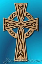 cross scroll saw patterns free | Scroll Saw Patterns :: Religious & Inspirational :: Celtic crosses -