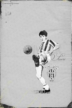 History Ballon D'Or by Giuseppe Vecchio Barbieri, via Behance — 1961, Omar Sívori (ITA), Juventus