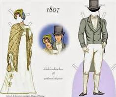 regency paper dolls - Bing images