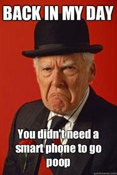 """Pissed Old Man"" meme"