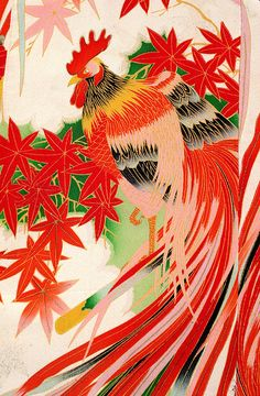 Vintage silk kimono | Flickr - Photo Sharing!