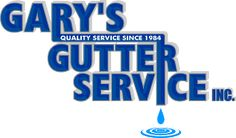 You can trust the professionals at Gary's Gutter Service, Inc. to fix any gutter repairs you need. We also handle gutter installations.