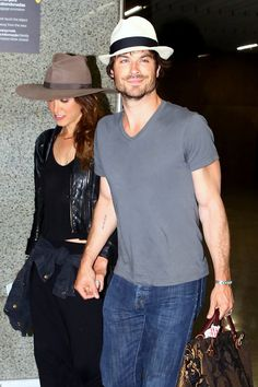 Pin for Later: Ian Somerhalder and Nikki Reed's Honeymoon Only Gets Cuter