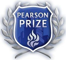 The Pearson Foundation is proud to present the Pearson Prize for Higher Education, an award that supports students who are giving back to their local communities. The Pearson Prize recognizes students who have:  Been attending a two- or four- year school Completed at least year in college Demonstrated leadership in community service. April 19 Deadline