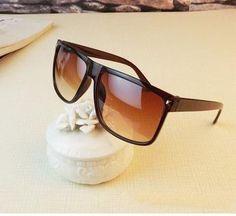 Buy vintage Square Frame Rivet elegant women   men sun glasses oculos de sol  sport Sunglasses at Wish - Shopping Made Fun de124ab488