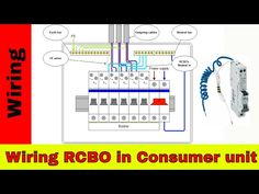 18 best electrical wiring video tutorials images on pinterest rh pinterest com Electrical Outlet Wiring Diagram 120V Electrical Switch Wiring Diagrams