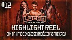 Image result for lucha underground son of havoc