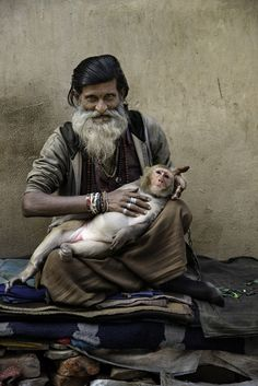 India. All Creatures Great and Small | Steve McCurry