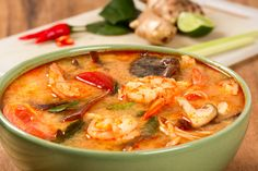 Without a doubt one of the most popular Thai dishes in the world is Tom Yam Kung. Our take on this classic is sure to light your senses on fire. Put together at home with the freshest limes, chilies and everything else, we hope that this is a recipe that …Continue reading