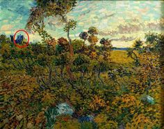 Another proof that the Doctor is real! What I found on the newly discovered Van Gogh painting! O.O