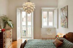 Apartamento A3_Reabilitação Arquitectura + Design Interiores: Quartos ecléticos por Tiago Patricio R... - homify / Tiago Patricio Rodrigues, Arquitectura e Interiores
