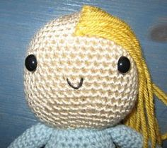 1000+ images about CROCHET - EYES, NOSES, MOUTHS & HAIR on ...