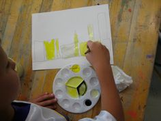 3rd grade | Art Projects from MN Art Gal--tint and shade