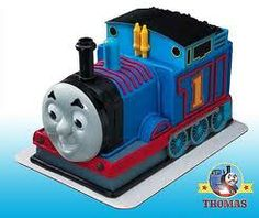Thomas the tank engine edible cake image thomas the tank engine thomas the tank engine template for cake google search pronofoot35fo Images