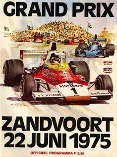 1975 Zandvoort Grand Prix