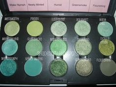 My MAC Eyeshadows: A Reference Guide |The Shades Of U Makeup