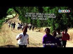 Travail des enfants : pas seulement dans les usines- 98 millions d'enfants travaillent dans les champs, dans les élevages et sur des bateaux de pêche. Pour vaincre la faim dans le monde, faut-il commencer par s'attaquer à ce problème? #raiexpo #expo #expomilan2015 #expo2015 #worldsfair #milan #italie #france