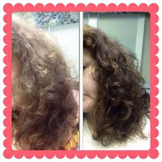 Less than a week using Monat. Picture on left was a week ago, picture on right is today with 3 washes using Monat. I love it. My hair doesn't feel like a tumbleweed, and what a difference in the color. The hair was not cut or colored in between pictures. What an amazing product!! Feel free to email me for a sample or more info! rockyourlocks2@gmail.com