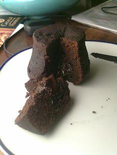 Flan di cioccolato....