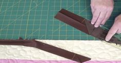 Having Trouble Binding Your Quilt? We've Got A Trick So It'll Be Perfect Every Time!