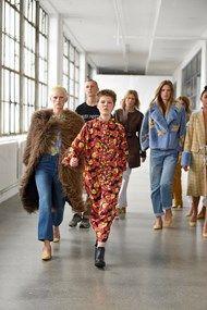 Copenhagen Fashion Week - Saks Potts Spring/Summer 2017 Ready-To-Wear