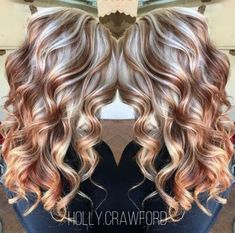 50 Amazing Hair Color Trends Taking The World By Storm - Fall Hair Colors Hair Color Highlights, Hair Color Balayage, Haircolor, Blonde Fall Hair Color, Honey Balayage, Brown Balayage, Blonde Balayage, Purple Hair, Hair Color And Cut