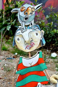 Art Kinetic Sculpture Wood Sculpture Art Modern by eddlook on Etsy, $350.00