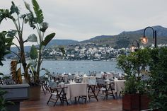 Restaurant... Galen Hotel & Beach, Bodrum/Turkey