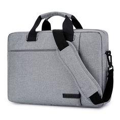 BRINCH 13.3/14.6/15.6 inch Notebook Computer Laptop Sleeve Bag Case for Men Women 13 14 15 Briefcase Shoulder Messenger Bag
