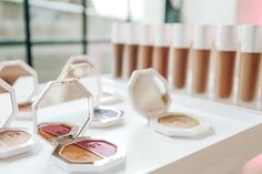 launch FentyBeauty by Rihanna Rihanna, Place Cards, Product Launch, Place Card Holders